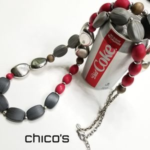Chico's Beaded Necklace